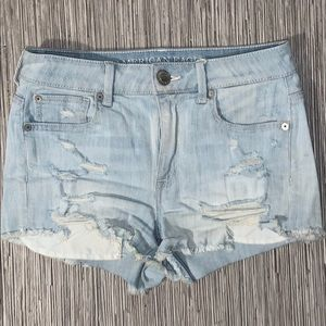 American Eagle Super Stretch High-Rise Shortie